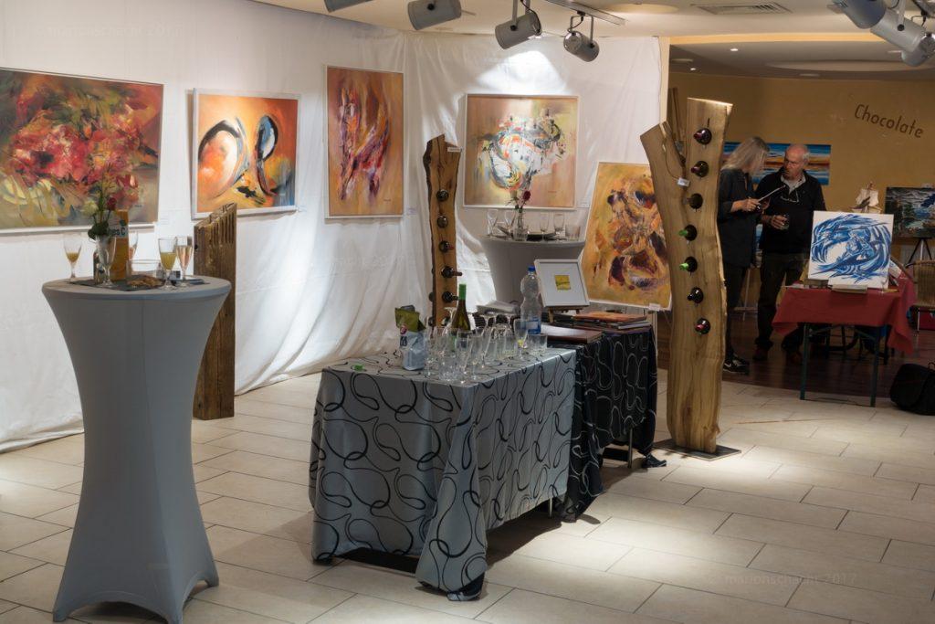 Fertig für die Ausstellung - Ready for exhibition!