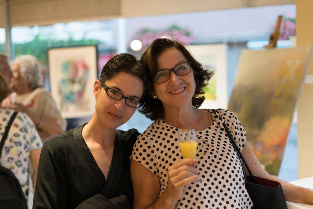 Liebe Freunde zu Besuch - a visit from beloved friends